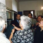 Dedica sala biblioteca a Umberto Gentile, 1999