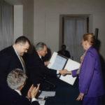 G. Tintori e R. Tebaldi, 1994