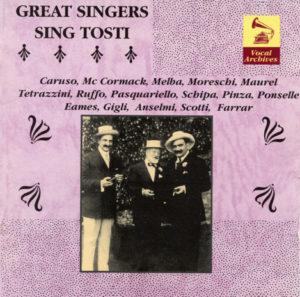 CD Great singers
