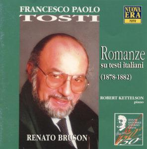 Cd Bruson romanze 1878-1882