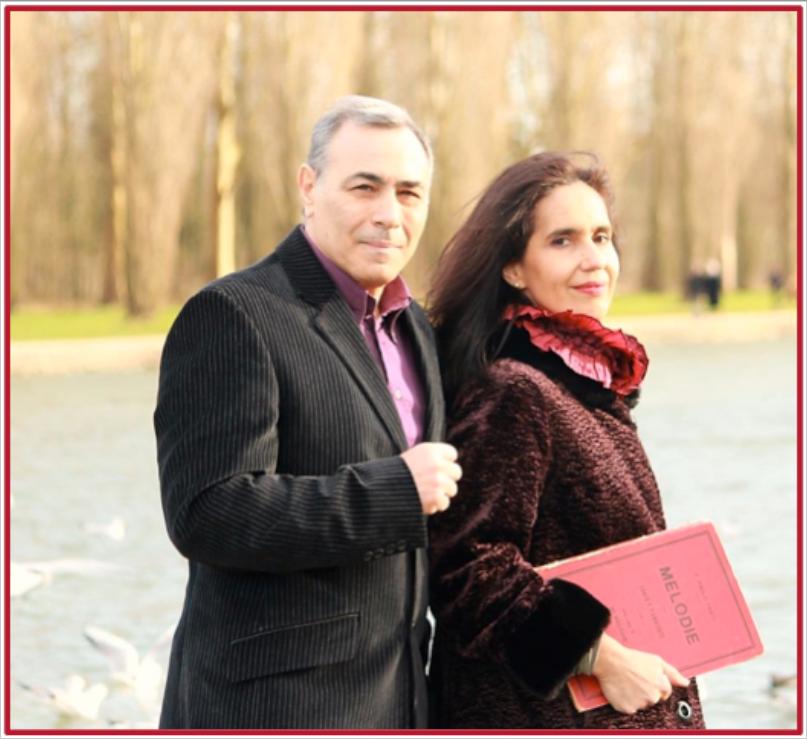Marc Filograsso; Isabelle Poulain