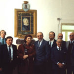 R. Bruson e T. Tegano in Municipio