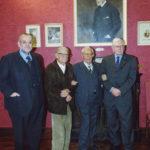 F. Sanvitale, P. Tosti, T. Caraceni, F, Verrue de Malavois,
