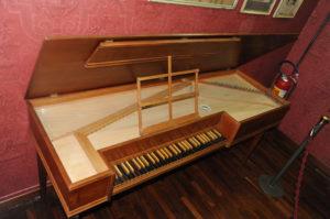 6. Spinettone realizzato da R. Treddenti. Deposito temporaneo