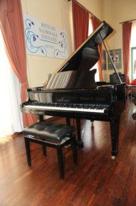 7. Pianoforte Steinway & Sons appartenuto a G. Nenna