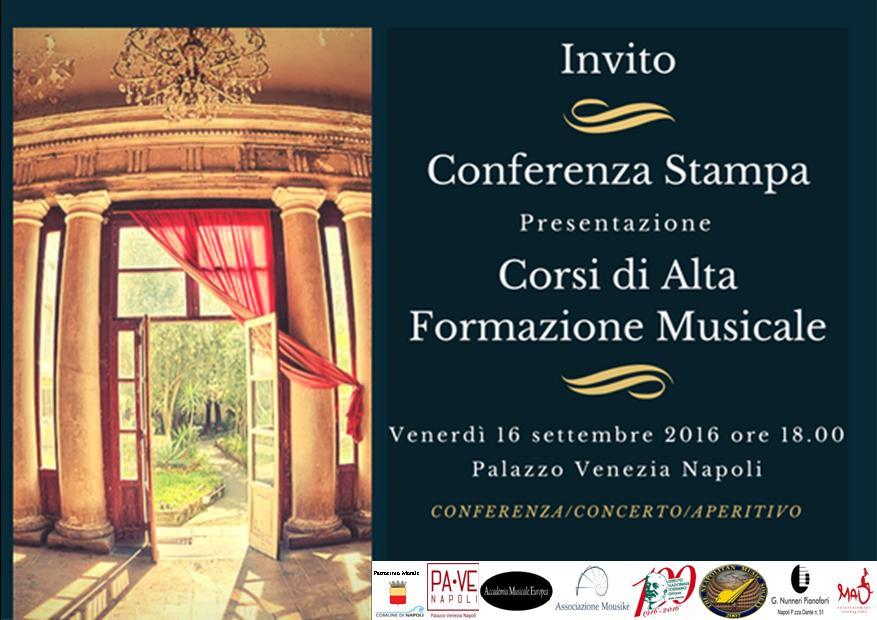 Invito Conferenza Stampa