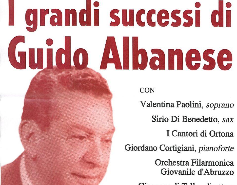Albanese 8 gennaio 17