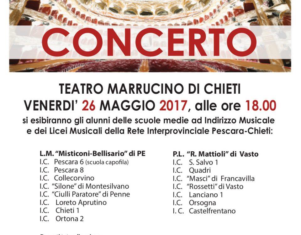 locandina concerto marrucino
